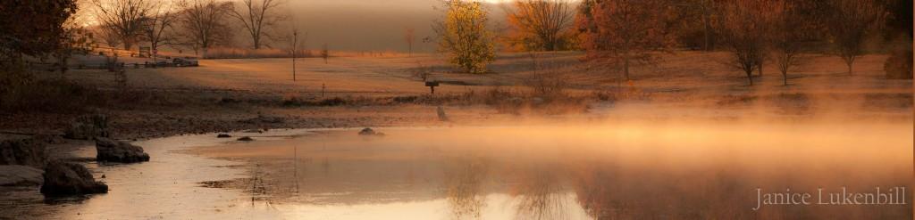 Crop of Misty Morning